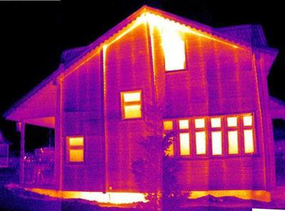 Обследование тепловизором в Саратове. - main