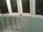 Утепление и отделка балконов-лоджий. - foto 1