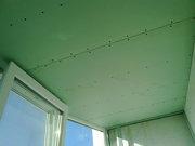 Утепление и отделка балконов-лоджий.