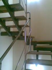 лестницы и перила под ключ - foto 1